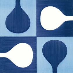 Blu Ponti Decoro Tipo 20 | Ceramic tiles | Ceramica Francesco De Maio