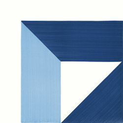 Blu Ponti Decoro Tipo 24 | Ceramic tiles | Ceramica Francesco De Maio