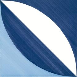 Blu Ponti Decoro Tipo 30 | Ceramic tiles | Ceramica Francesco De Maio