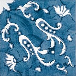 Fiori Scuri Lobra | Ceramic tiles | Ceramica Francesco De Maio