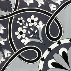 Fiori Scuri Nocelle | Ceramic tiles | Ceramica Francesco De Maio