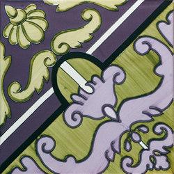 Fiori Scuri Pastena | Ceramic tiles | Ceramica Francesco De Maio