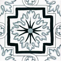 Fiori Scuri Stabia | Ceramic tiles | Ceramica Francesco De Maio