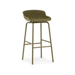 Hyg Barstool 75   Bar stools   Normann Copenhagen