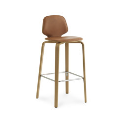 My Chair Barstool 75 | Bar stools | Normann Copenhagen