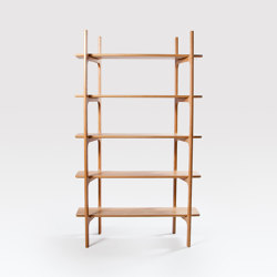 Shaw | Shelving | Regale | Liqui Contracts