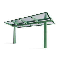 Cover roof | Bus stop shelters | Vestre