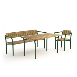 Parc | Table-seat combinations | Vestre