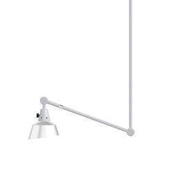 midgard modular | TYP 554 | ceiling | double arm | 100 x 40 | Suspended lights | Midgard Licht