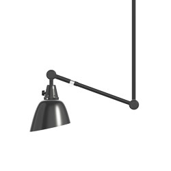 Midgard Modular | Typ 554 | Ceiling | Double Arm | 40 x 30 | Suspended lights | Midgard Licht