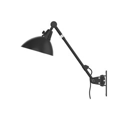 Midgard Modular | Typ 505 | Wall | Swiveling | Single Arm | 40 | Wall lights | Midgard Licht