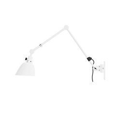 Midgard Modular | Typ 505 | Wall | Swiveling | Double Arm | 40 x 30 | Wall lights | Midgard Licht