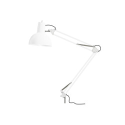 Spring Balanced Lamp | office | white | Table lights | Midgard Licht