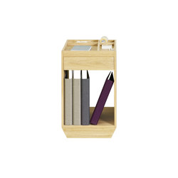 File Drawer & Shelf | Side tables | ASPLUND