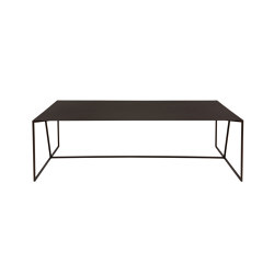 Oblique Rectangular Sofa Table | Coffee tables | ASPLUND