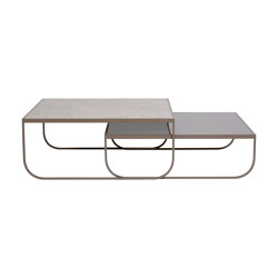 Tati Coffe Tables Set | Nesting tables | ASPLUND
