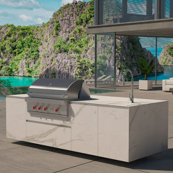 EMPIRE OUTDOOR KITCHEN ISLAND | Outdoor kitchens | Fesfoc