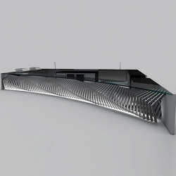 LUXURY BAR COUNTER STAINLESS STEEL EMPIRE | Island kitchens | Fesfoc