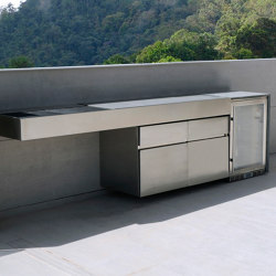 LUXURY FLOATING BBQ KRAKATOA | Fitted kitchens | Fesfoc
