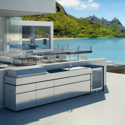 LUXURY OUTDOOR KITCHEN KRAKATOA | Fitted kitchens | Fesfoc