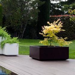 POWDER COAT PLANTERS KUBIK | Plant pots | Fesfoc