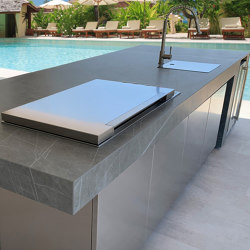 PROFESSIONAL OUTDOOR KITCHEN ISLAND KAUAI | Island kitchens | Fesfoc