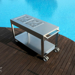 TACORA COAL BARBECUE | Outdoor kitchens | Fesfoc