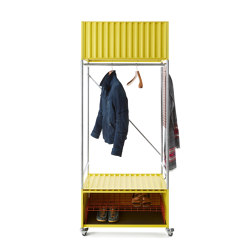 DS Container | Wardrobe | Cloakroom cabinets | Magazin®