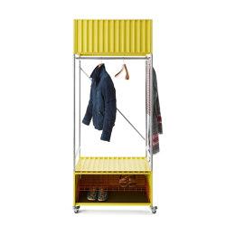 DS Wardrobe | | Cloakroom cabinets | Magazin®