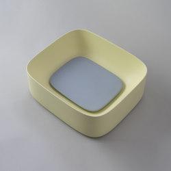 Acquerello Sink   43 x 38  h15   Wash basins   Valdama