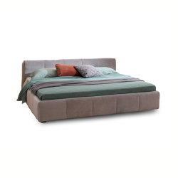 Pixel Box Bed | Beds | Saba Italia