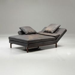 amber chaise longue | Chaise longues | Brühl