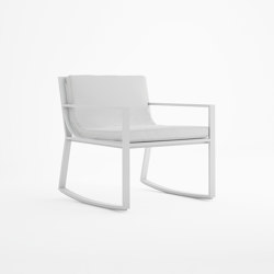 Blau Rocking Chair | Armchairs | GANDIABLASCO