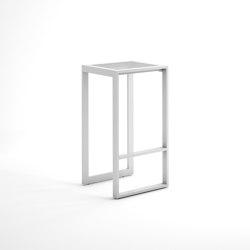 Blau Low Stool | Bar stools | GANDIABLASCO