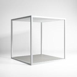 Pergolas Module Floor Mobile Blades Ceiling | Gazebos | GANDIABLASCO