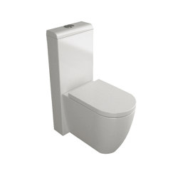 Smile wc + monoblock cistern   WC   Ceramica Cielo