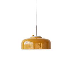 Podgy Pendant | Turmeric Yellow | Lámparas de suspensión | Please Wait to be Seated