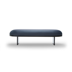 Anza Bench 160 | Panche | Please Wait to be Seated