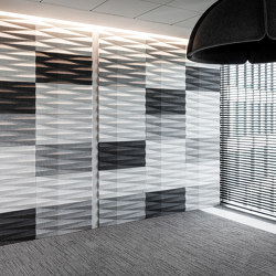 VANK_WALL | Sound absorbing wall systems | VANK