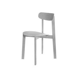 Bondi Chair | Ash grey | Sillas | Please Wait to be Seated