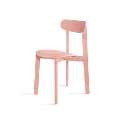 Bondi Chair | Indian red | Sillas | Please Wait to be Seated