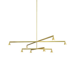 Austere-Chandelier 2X | Suspensions | Trizo21