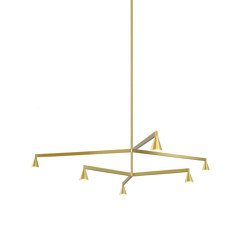 Austere-Chandelier 2Y | Suspended lights | Trizo21
