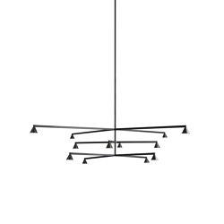 Austere-Chandelier 3+ | Suspensions | Trizo21