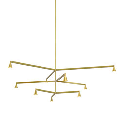 Austere-Chandelier 3Y | Suspended lights | Trizo21
