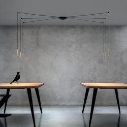 2Nights_P6 | Suspended lights | Linea Light Group