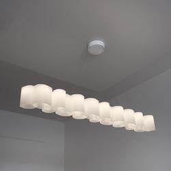 Honey pendant | Suspended lights | Stilnovo