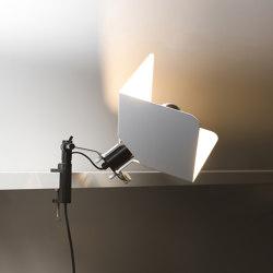 Triedro Clamp | Special lights | Stilnovo
