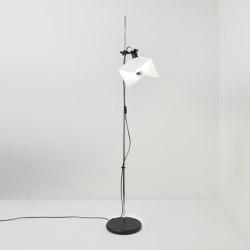 Triedro Floor | Free-standing lights | Stilnovo