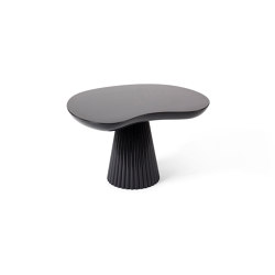 MIRA | Side table | Black | Tavolini bassi | Maison Dada